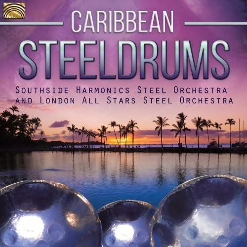 Caribbean Steeldrums (Various Artists)