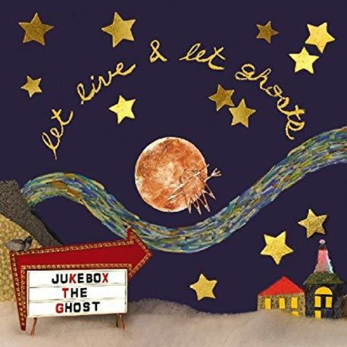 Jukebox The Ghost - Let Live & Let Ghosts (Bonus Tracks) [Colored Vinyl] (Aniv)