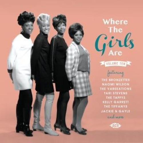 Where The Girls Are Vol 10 /  Various [Import]