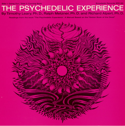 Timothy Leary - Psychedelic Experience: Readings From Book Psyched
