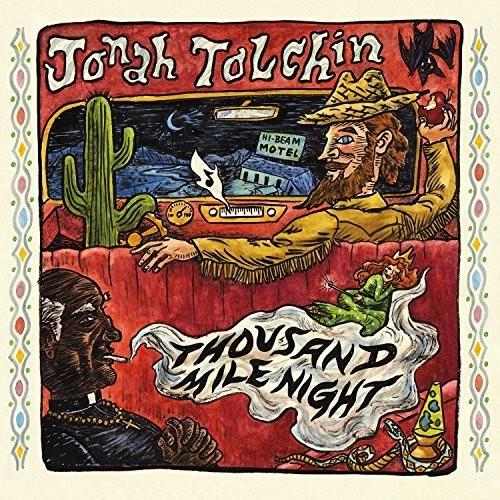 Jonah Tolchin - Thousand Mile Night [Vinyl]