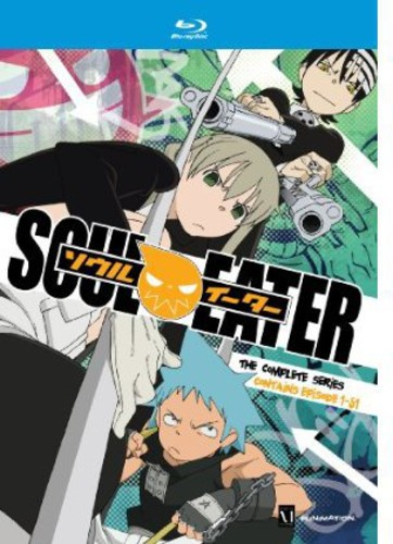 Soul Eater - Complete Series