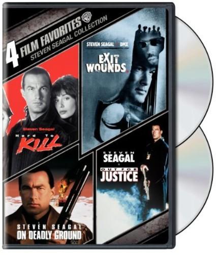 4 Film Favorites: Steven Seagal Action