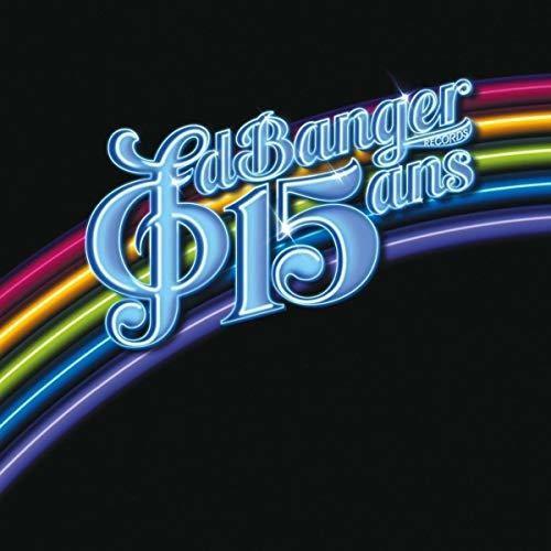 Ed Banger 15 /  Various [Import]