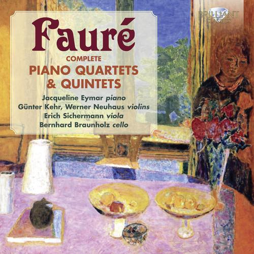 Comp Piano Quartets & Quintets