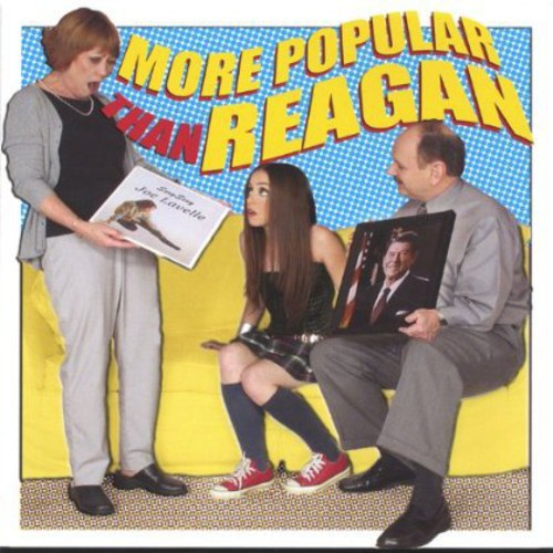 More Popular Than Reagan