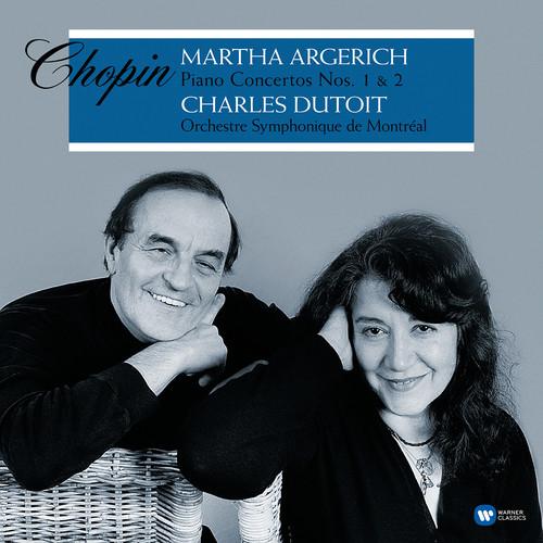 Chopin / Martha Argerich - Piano Concertos 1 & 2