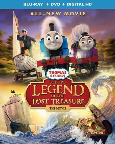 Thomas and Friends: Sodor's Legend of the Lost Treasure - The Movie