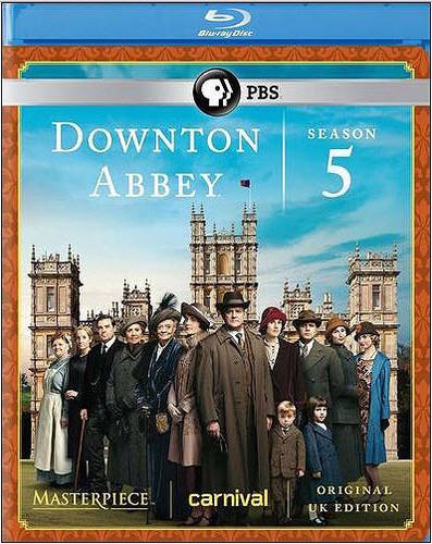 Downton Abbey: Season 5 (Masterpiece Classic)