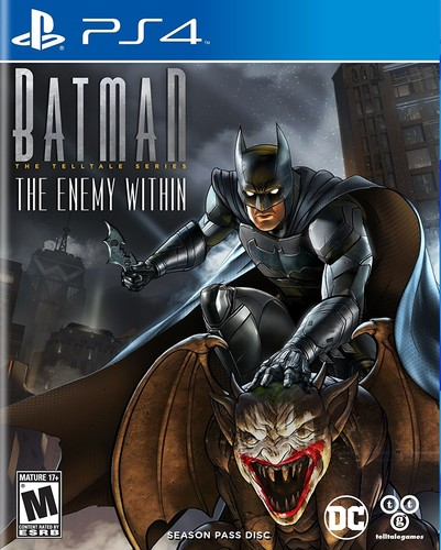 Batman: The Enemy Within - The Telltale Series for PlayStation 4