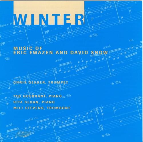 Winter /  Baker's Tale /  3 Lyrics Trumpet & Piano