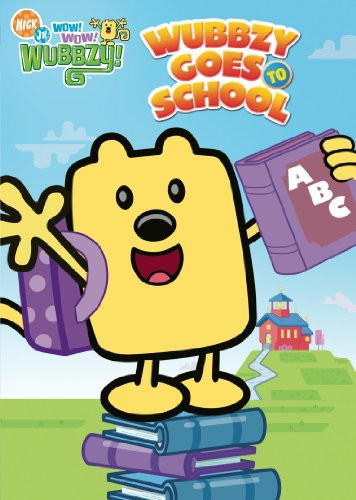 Wow Wow Wubbzy: Wubbzy Goes to School