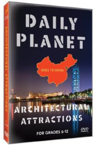 Daily Planet Goes to China: Architectural