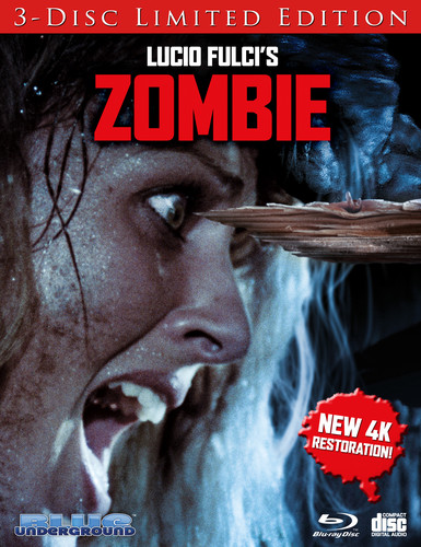 Zombie (cover B Splinter)