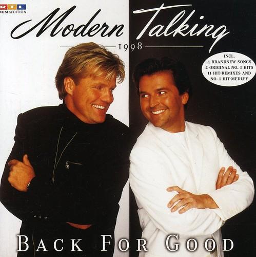 Modern Talking-Back For Good (ger)