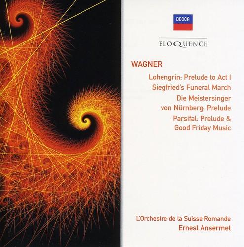 Eloq: Wagner - Overtures & Preludes