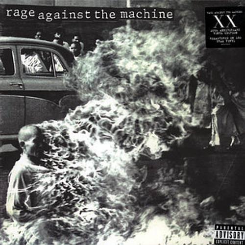 Rage Against The Machine XX [20th Anniversary] [Explicit Content]