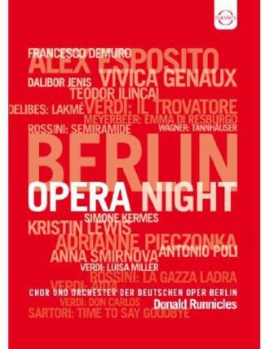 Berlin Opera Night 2011
