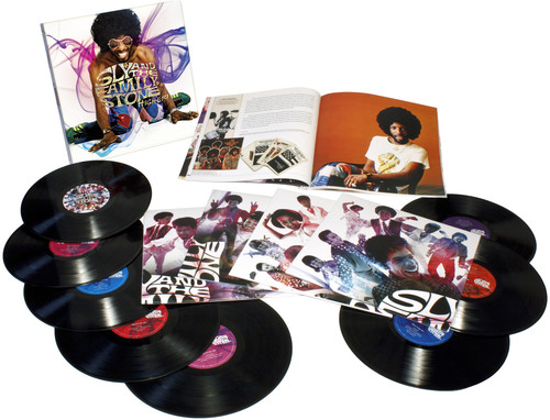 Sly & The Family Stone - Higher! [Vinyl Box Set]