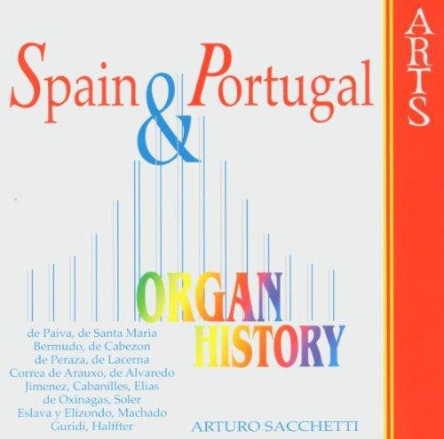 Organ History: Spain & Portugal
