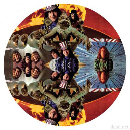 Grateful Dead - The Grateful Dead: 50th Anniversary Deluxe Edition [Limited Edition Picture Disc Vinyl]