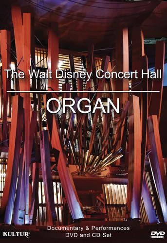 The Walt Disney Concert Hall Organ