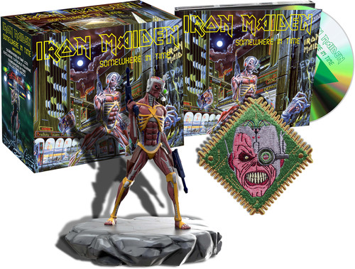 Iron Maiden - Somewhere In Time [Deluxe]