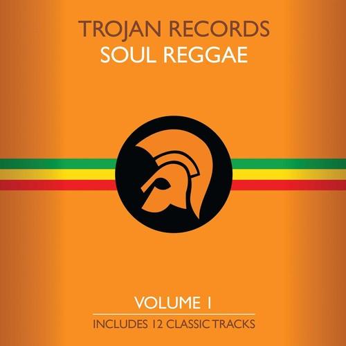 Best Of Trojan Soul Reggae 1 / Various - The Best Of Trojan Soul Reggae, Vol. 1