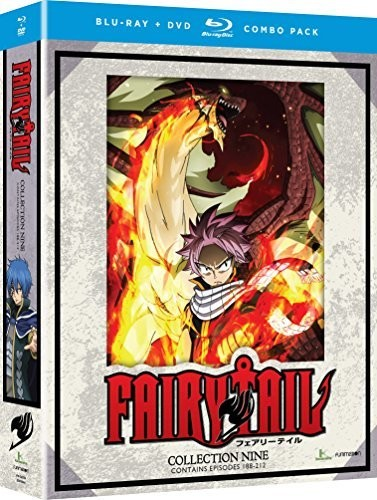 Fairy Tail: Collection Nine