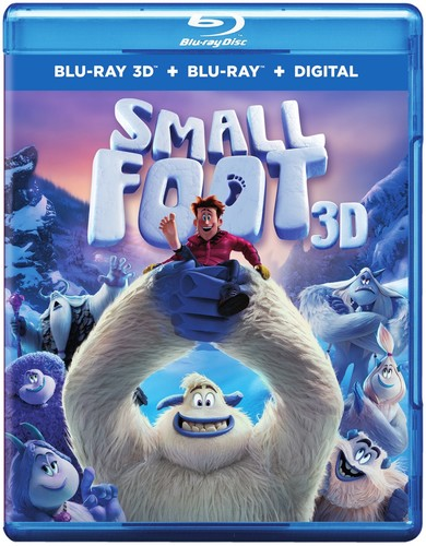 Smallfoot [Movie] - Smallfoot [3D]