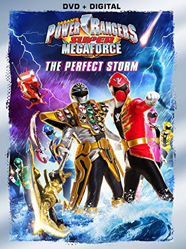 Power Rangers Super Megaforce the Perfect Storm