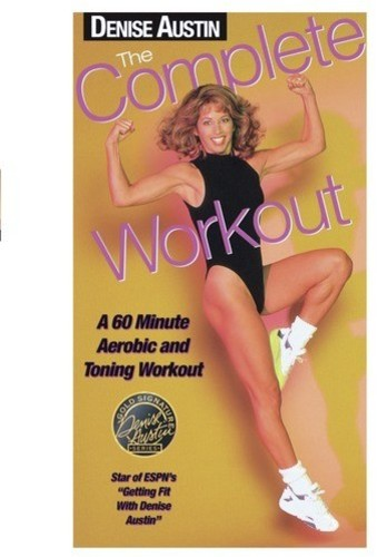 The Complete Workout: A 60 Minute Aerobic and Tone