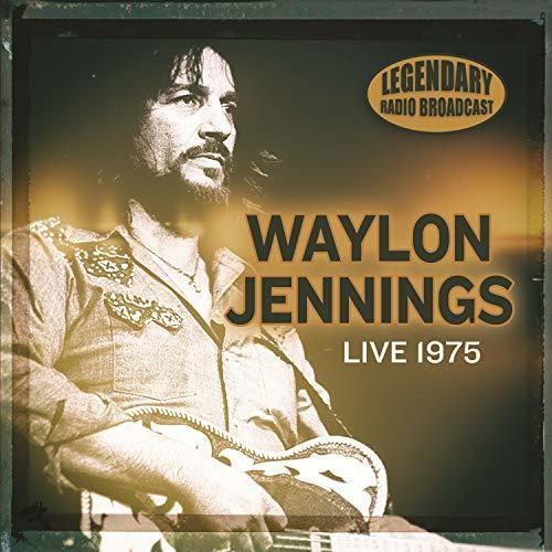 Waylon Jennings - Live 1975