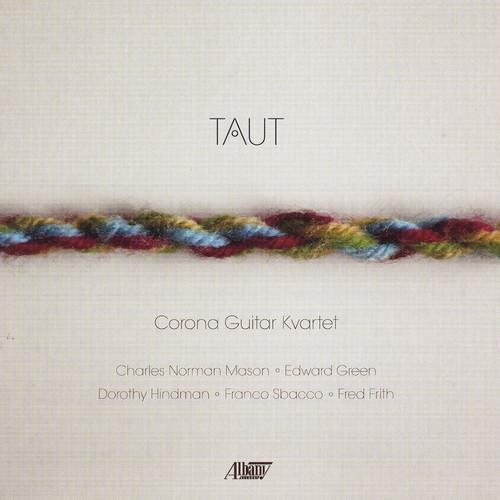 Corona Guitar Kvartet: Taut