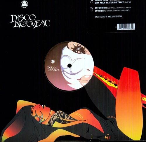 Tangent 2002: Disco Nouveau 1 /  Various
