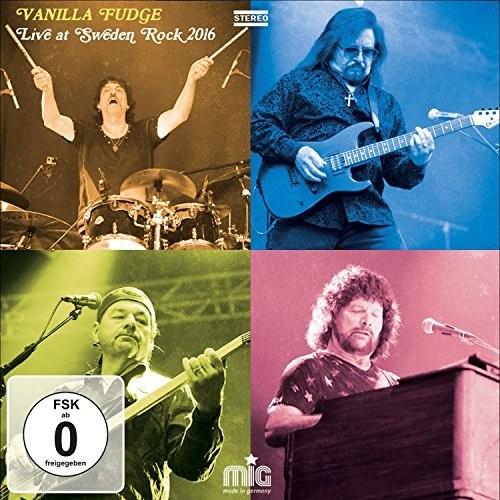 Vanilla Fudge - Live At Sweden Rock 2016 (W/Dvd)