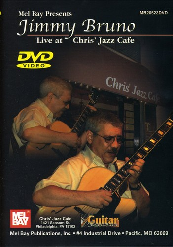 Live at Chris Jazz Cafe