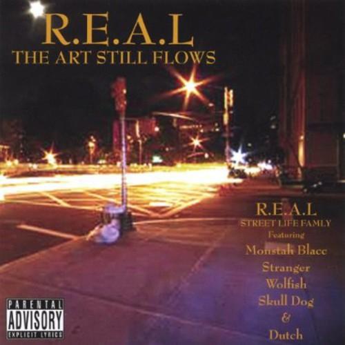 Art Still Flows