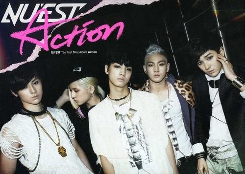 NU'EST - Action (Mini Album) [Import]