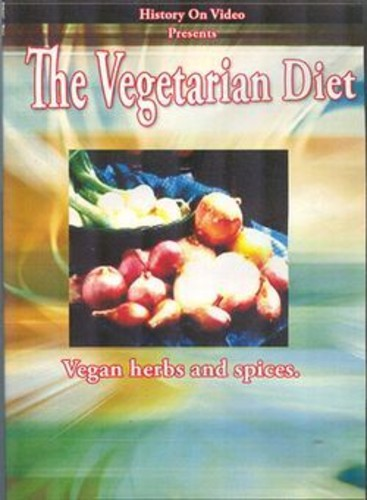 Vegetarian Diet With Vegan Herbs & Spices