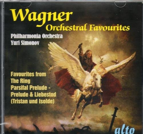 Orchestral Favorites from the Operas