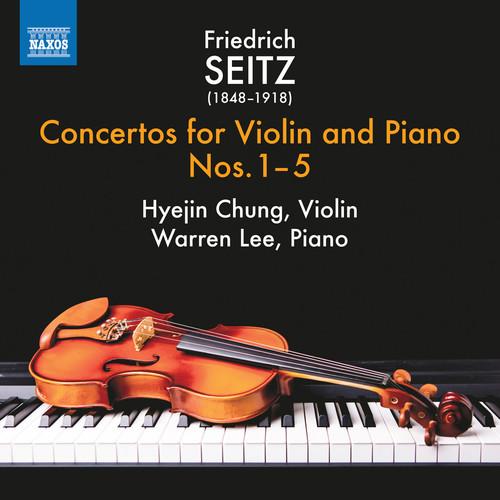 Warren Lee - Violin Concertos 1