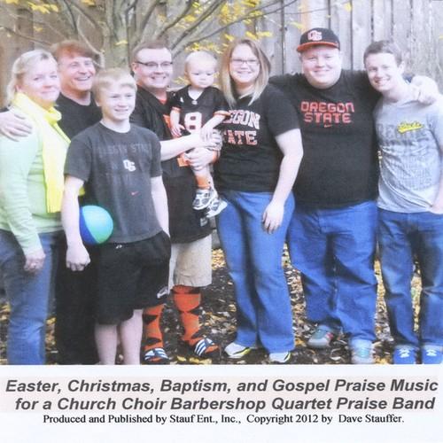 Easter*Christmas*Baptism*And Gospel Praise Music F