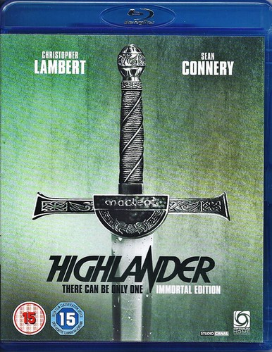 Highlander: Immortal Edition [Import]