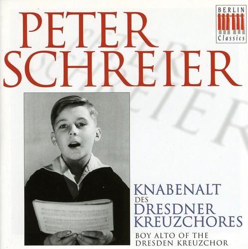 Boy Alto of the Dresden Kreuzchor