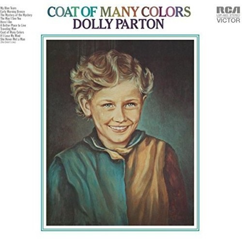 Dolly Parton - Coat Of Many Colors [Import LP]