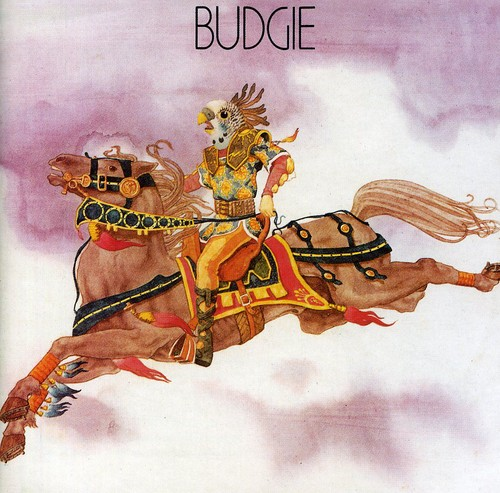 Budgie - Budgie [Import]