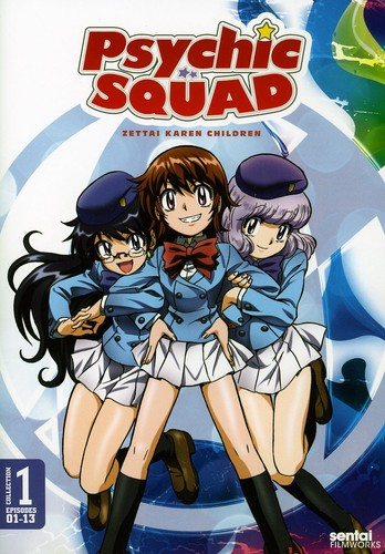 Psychic Squad Collection 1