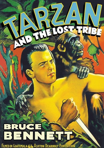 Tarzan and the Lost Tribe