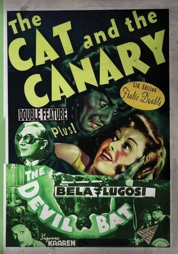 The Cat And The Canary/ The Devil Bat